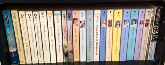 L.  M. Montgomery - Anne of Green Gables - Canada - Anne Shirley - Prince Edward Island - Books