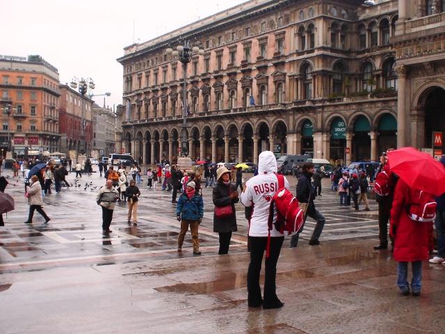 2006 Winter Olympics - Turino - Italy - Milan Italy 2006 Olympics
