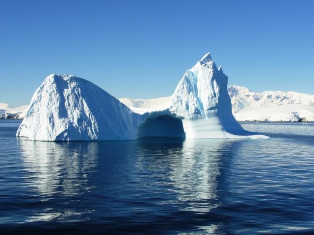 Iceberg in Antarctica - Cruise 2010