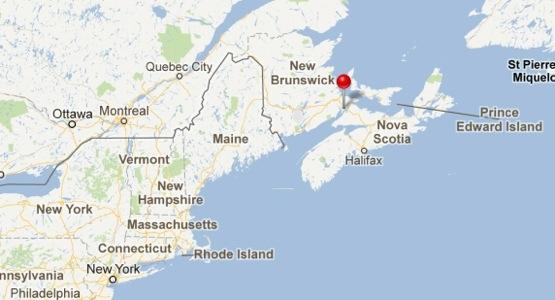 Sackville, New Brunswick, New England Planters, Acadian