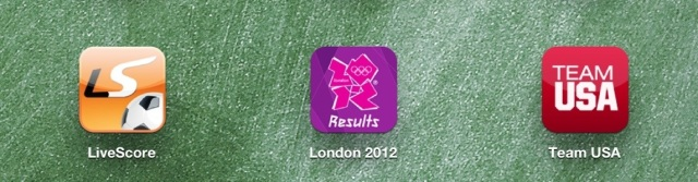 Sports Apps, Live Scores, Olympics