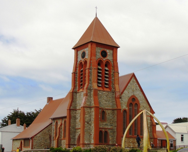 Christ Church Cathedral - Falkland Islands
