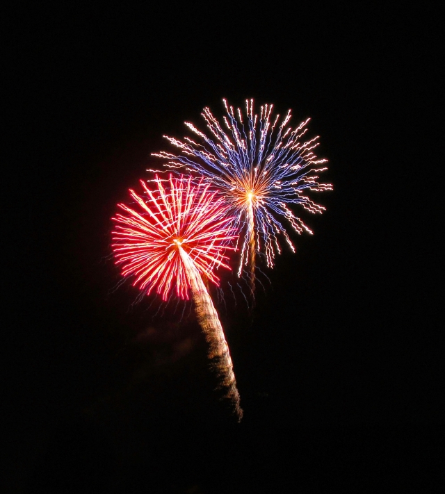 Fire Works - 4th of July - Most Liked Posts - Holiday Fireworks