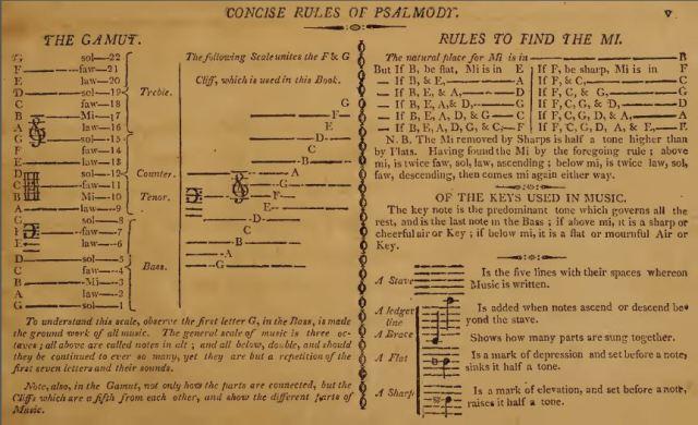 Delights of Harmony - Stephen Jenks - Psalm Tunes - Norfolk Compiler - Shape Note Singing - Sacred Harp - Singing Rules