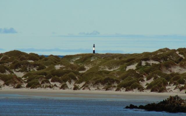 Cape Pembroke Lighthouse - Falkland Islands