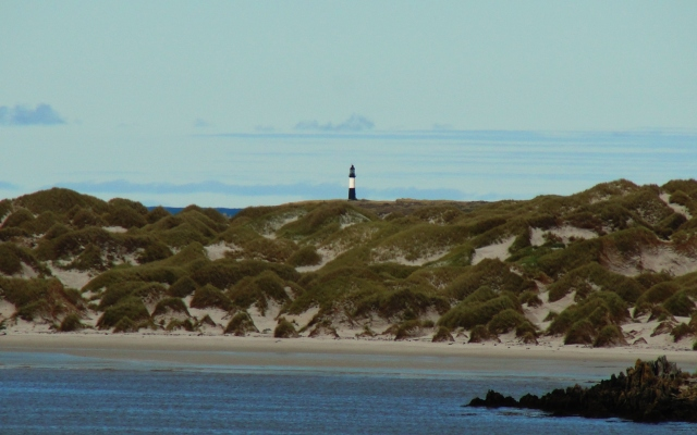Cape Pembroke Lighthouse - Falkland Islands