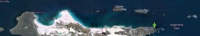 Falkland Island Cape Pembroke