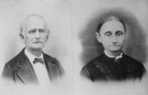 George Shafer and Maria Chapman