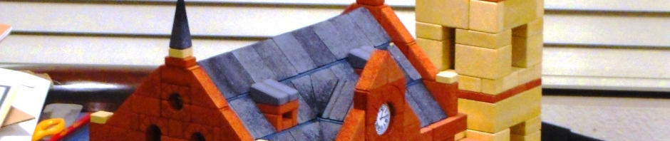 Ankerstein Town Gate - Anchor Blocks