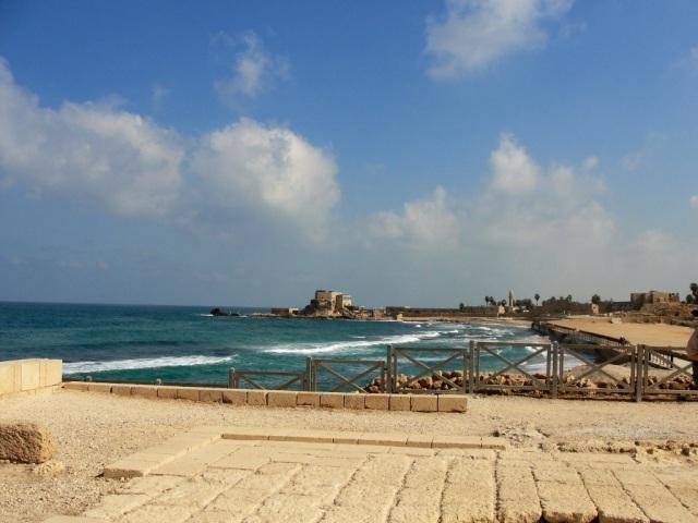 Caesarea Maritima, Paul, Felix and Drusilla, Judgement Hall, Archaeology