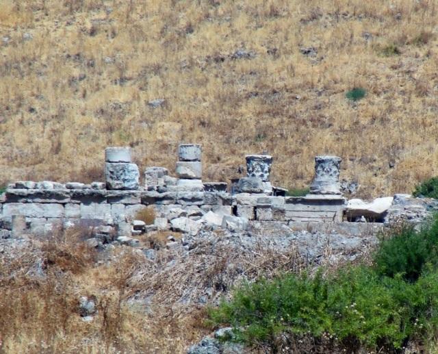 Omrit - Temple of Agustus - Josephus - Herod the Great