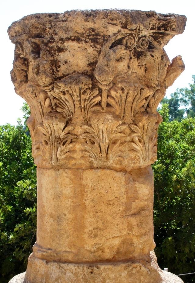 Banias - Caesarea Philippi - Source of Jordan River - Pan Worship - On this Rock
