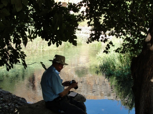 Banias - Caesarea Philippi - Source of Jordan River - Ferrell Jenkins