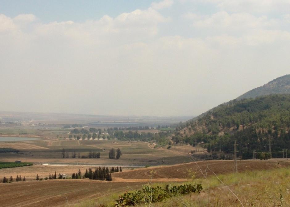Jezreel Valley, Jehu, Ramoth Gilead, Jezreel