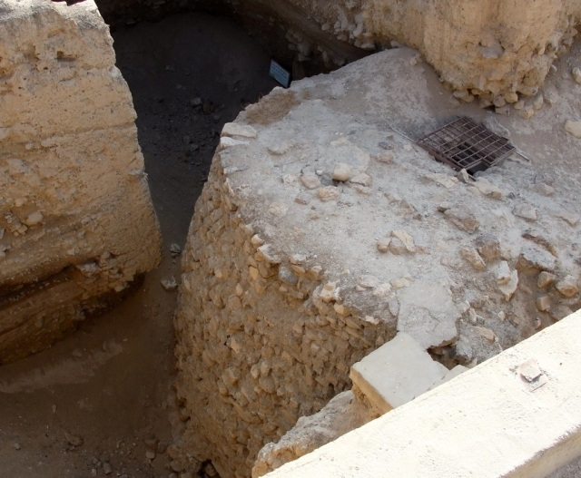 Tell es-Sultan - Neolithic Tower - Oldest Tower in the world