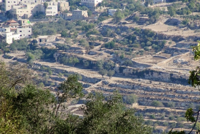Joshua, Gibeon, Heights of Gibeon, Nebi Samwil