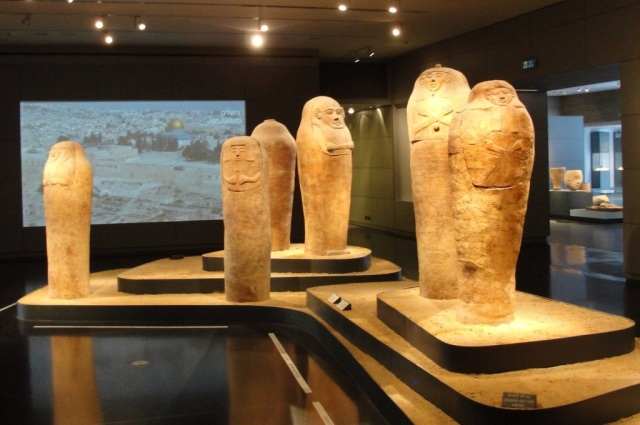British museum, Egyptian Coffins, anthropoid coffins,  Deir el-Balah