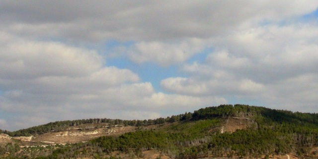 Zorah - Territory of Dan - Dan and the Levite - Sorek Valley
