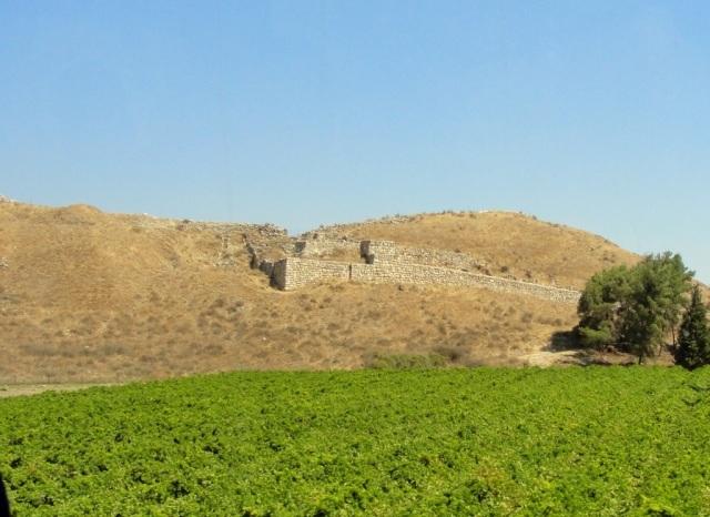 Lachish - Assyrians - Siege Ramp - Dig - Shephelah