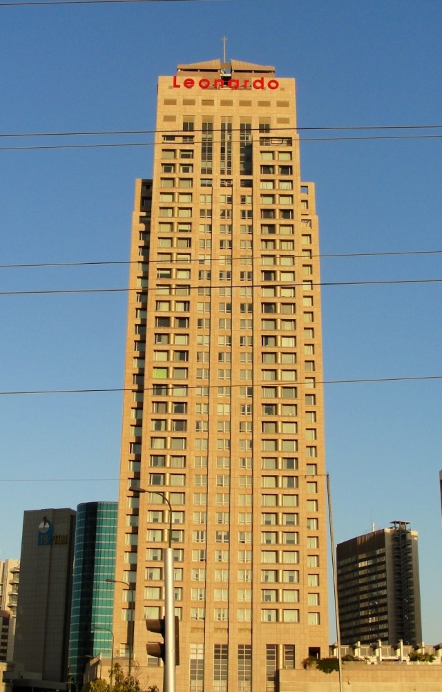Leonardo City Tower Hotel, Tel Aviv, Israel