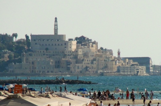 Haffa or Joppa from Tel Aviv Israel