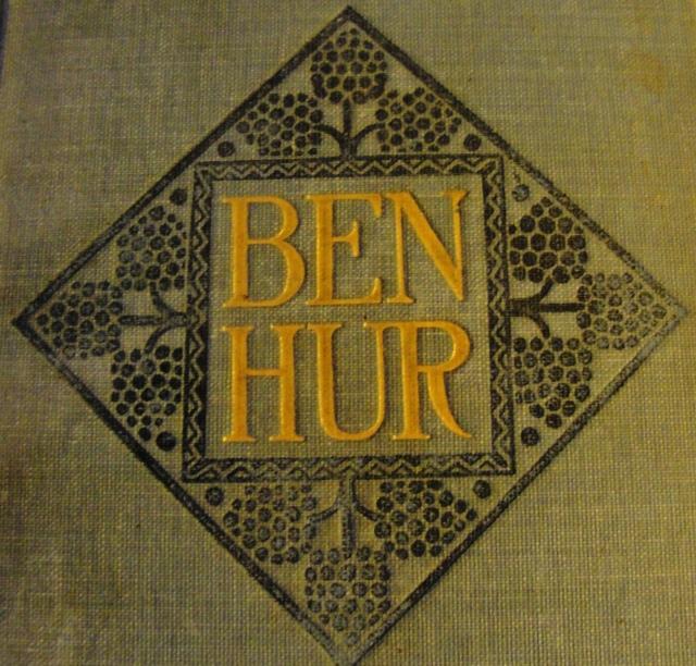Ben Hur cover Lew Wallace