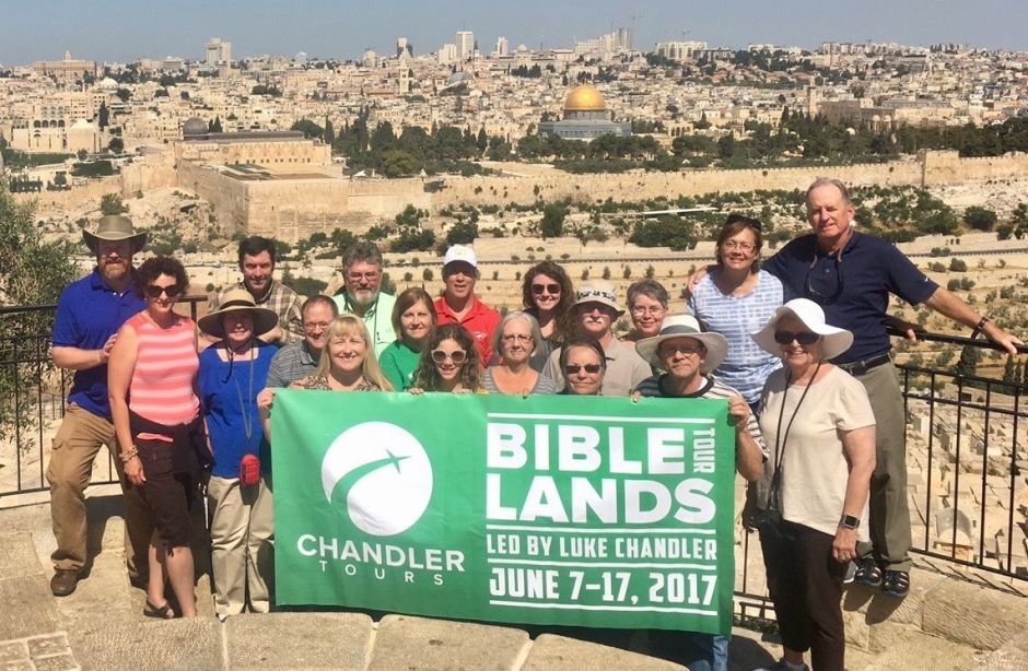 Israel Trip 2017, Bible Lands, Luke Chandler
