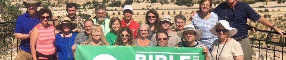 Israel Trip 2017, Bible Lands, Luke Chandler