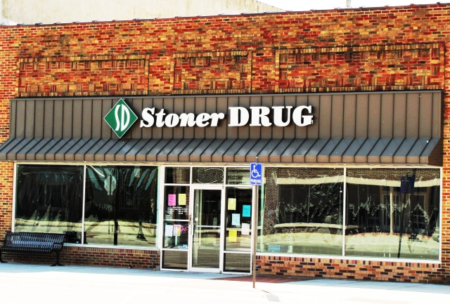 Stoner Drug - Hamburg, Iowa - Soda Fountain
