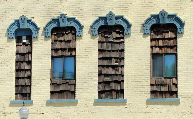 Windows in Hamburg, Iowa
