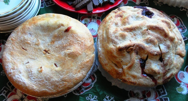 Christmas Pies - Holiday Meals