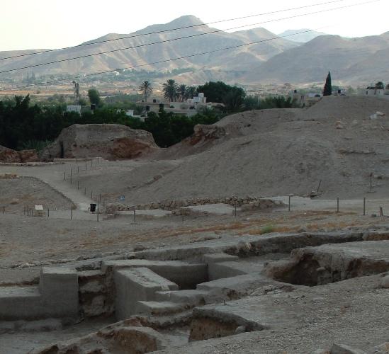Jericho - Valley of Achor - Achan - Devoted to Destruction - Joshu - Ai