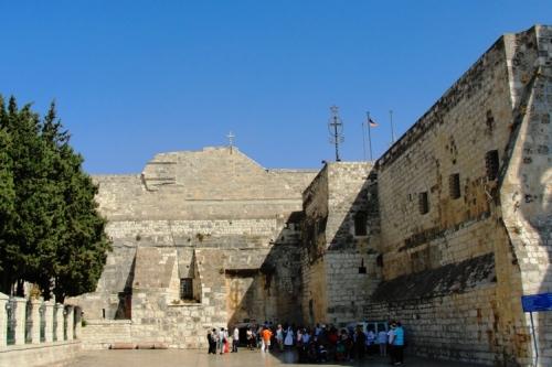 Church of the Nativity - Bethlehem - Birthplace of Jesus - Christmas Eve