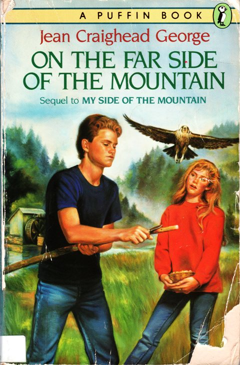 On the Far Side of the Mountain - Jean Craighead George - Falcon - Wilderness