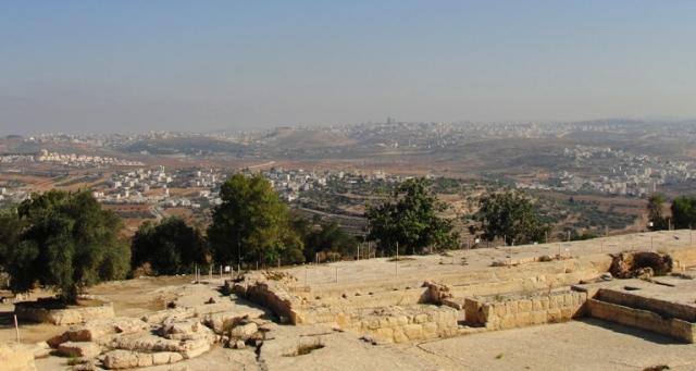 Gibeonite Deception - Gibeon Israel - Joshua - Nebi Samwil - Conquest of Israel