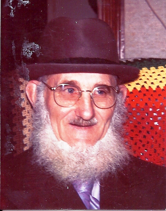 Grandpa Braman - A Dicken's Christmas? - Full White Beard - Top Hat