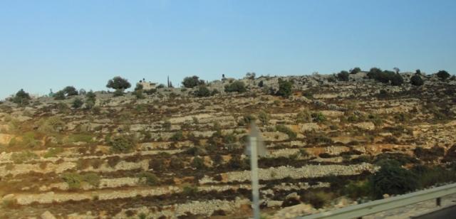 Near Ai - Khirbet Maqatir - Khirbet Haiyan - el-Tell - Joshua - Conquest of Israel