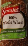 Sara Lee Whole Wheat bread - Home Pride Replacement Take 2