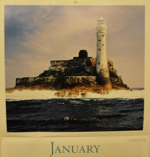 2013 Calendar - Lighthouses - Beautiful Lighthouses - Award Memories
