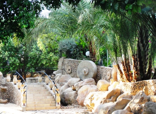 city of palms - Jericho - Palm Trees - Judges - Ehud and Eglon