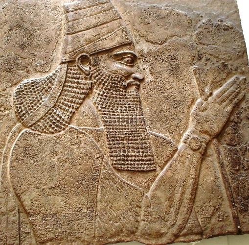 Tiglath Pileser III - British Museum - Pul - First watch?