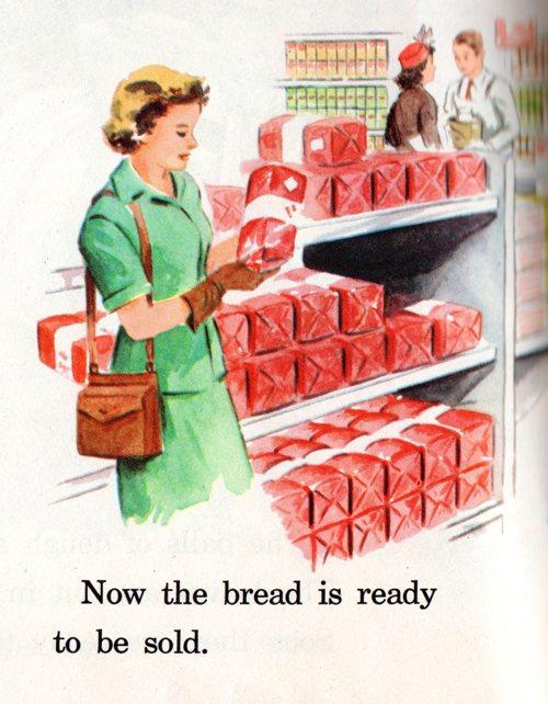 Home Pride Bread - Hostess Breads - Flowers Foods - Bread Sold - Merita - Wonder Bread - Butternut - Home Pride Returns