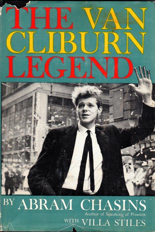 The Van Cliburn Legend - Abraham Chasins - Remembering Van Cliburn - pianist