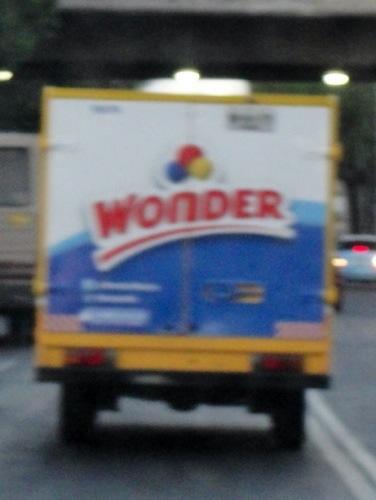 Wonder Bread Truck - Mexico City - Return of Wonder Bread - September 23 - Hostess Products
