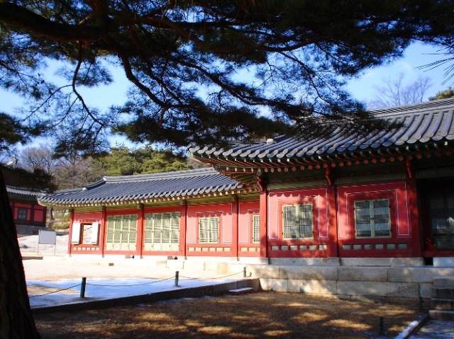 Changgyeonggung - Seoul, South Korea - The Red Queen - Prince Sado