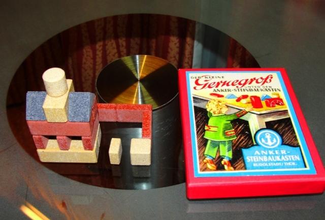 Ankerstein - Antarctica - Anchor Blocks - Toy Building Blocks - miniature set