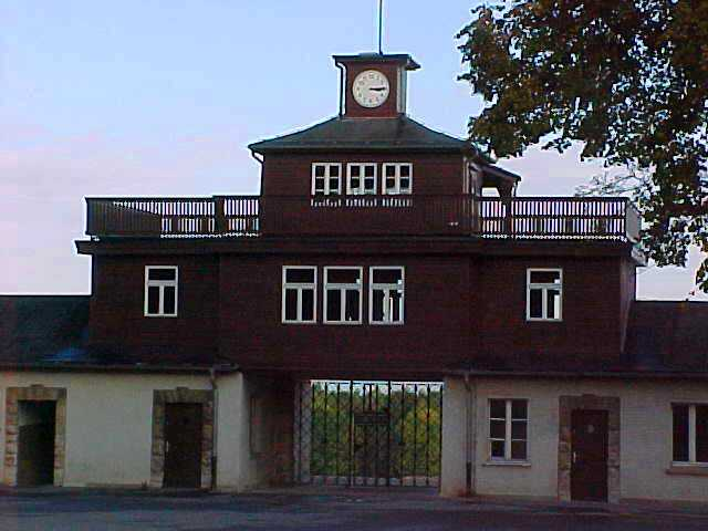 Buchenwald Liberation - Buchenwald Concentration camp - Weimar, Germany - Holocaust - Eternal Time - April 11