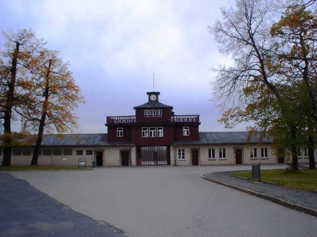 Buchenwald Concentration Camp - Weimar, Germany - Holocaust Remembrance Day - Yom HaShoah