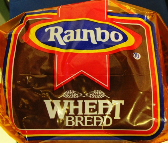 Rainbo Wheat Breat - Sara Lee Foods - Home Pride Replacement? - Toast - Sandwiches - Hostess