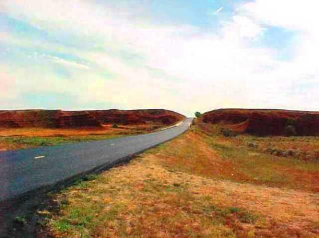 Red Hills - Clark County, Kansas - Ashland, Kansas - Red Dirt Country